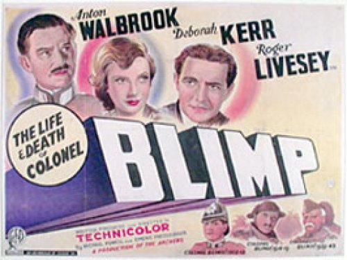 Blimp ezredes élete és halála (The Life and Death of Colonel Blimp - 1943)