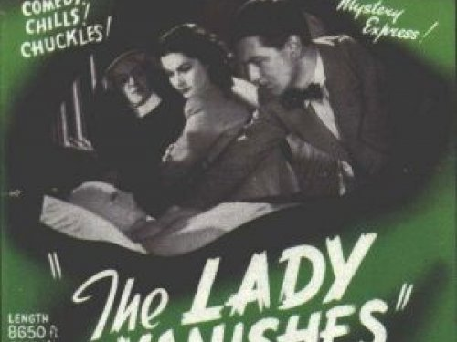 Londoni randevú (The Lady Vanishes - 1938)