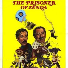 A zendai fogoly (The Prisoner of Zenda - 1979)