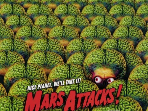 Támad a Mars! (Mars Attacks! - 1996)