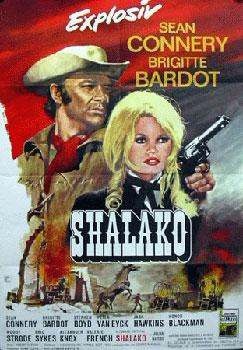 Shalako (1968) Dvd Shalako(1968)